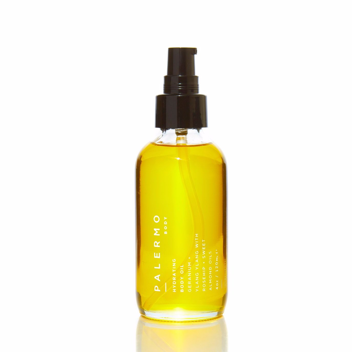 Geranium + Ylang Ylang Hydrating Body Oil