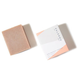 Rose Geranium + Mandarin Soap with Rosehip