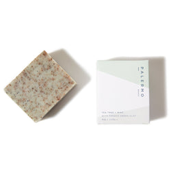 Tea Tree + Mint Bar Soap