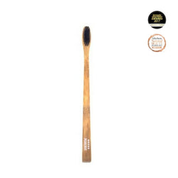 Bamboo + Charcoal Toothbrush