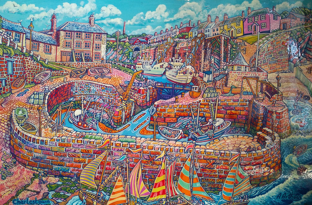 Alan-Arthurs-Charlestown-painting