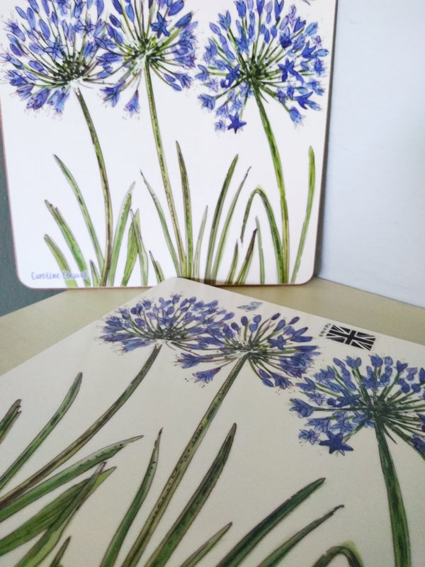 Caroline Cleave Agapanthus Pot Stand