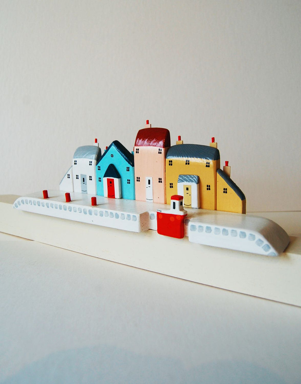 David Fry Wooden Houses No 2