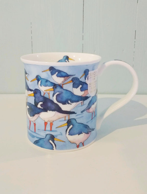 Seabirds Oystercatchers mug