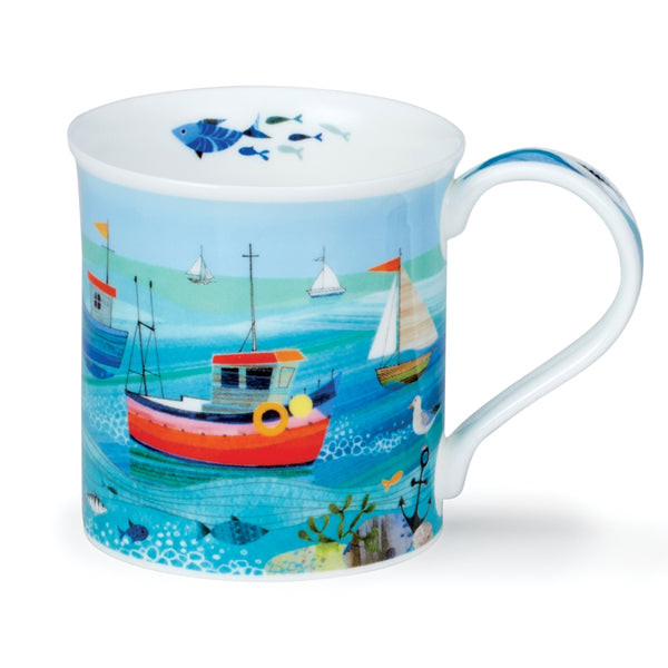 Fishing Boat Shorelife mug