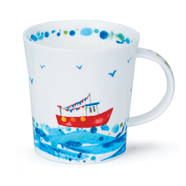 Floaty Boaty Wavelength mug