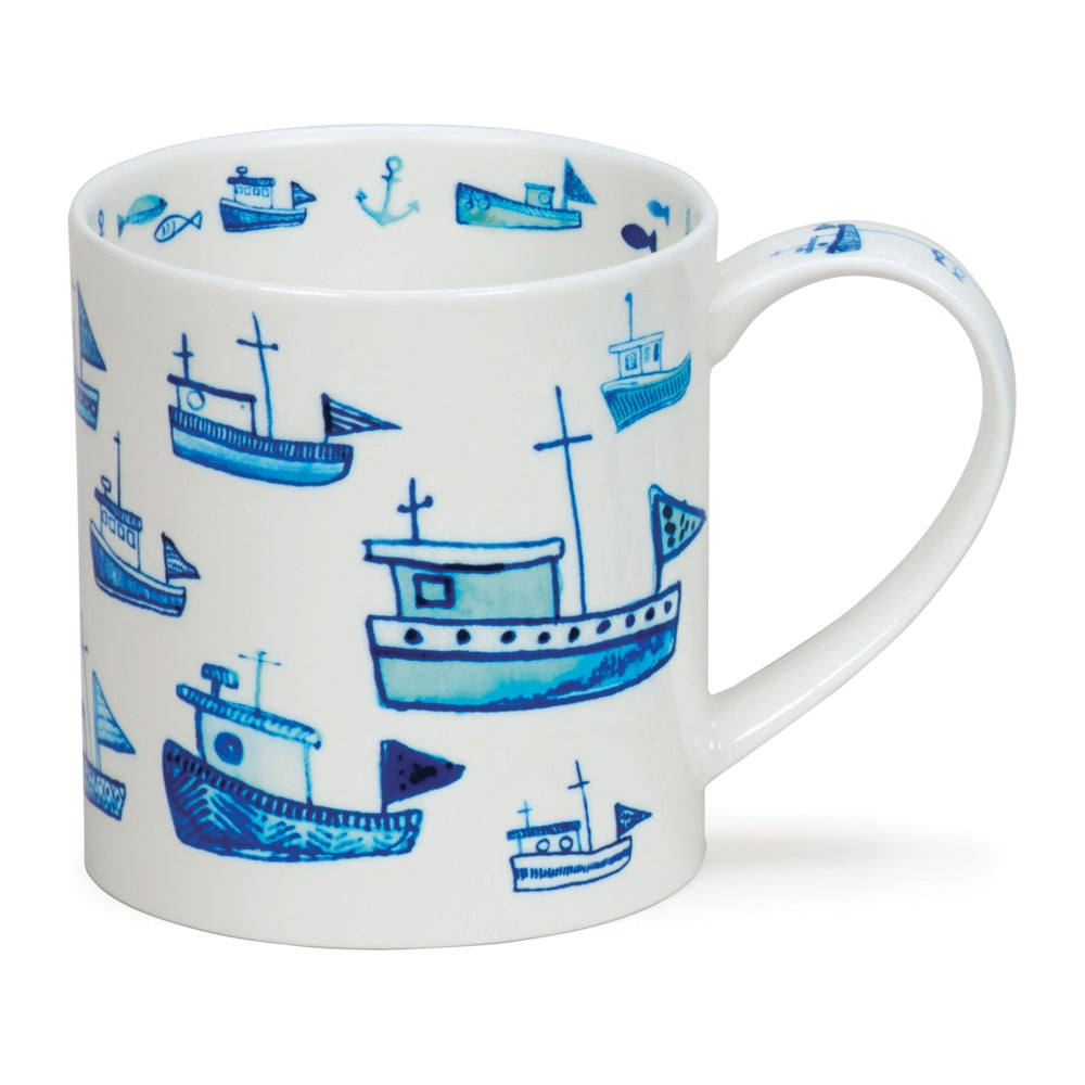 "Orkney ""All At Sea"" Mug"