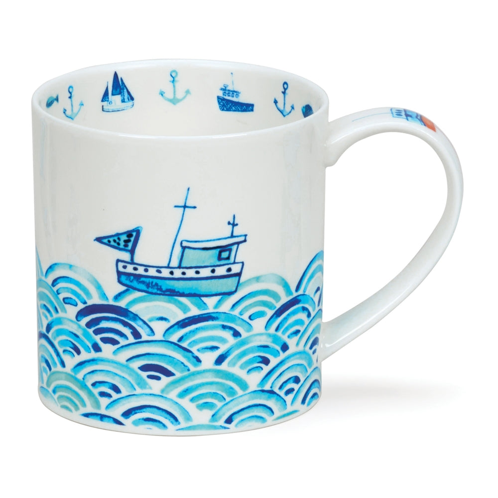 "Orkney ""Anchors Away"" Mug"