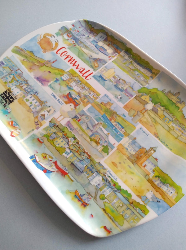 Emma Ball Cornwall Tray