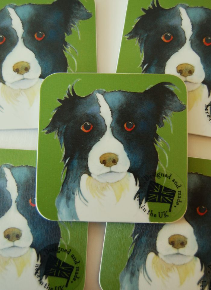 Emma Ball Shep coaster