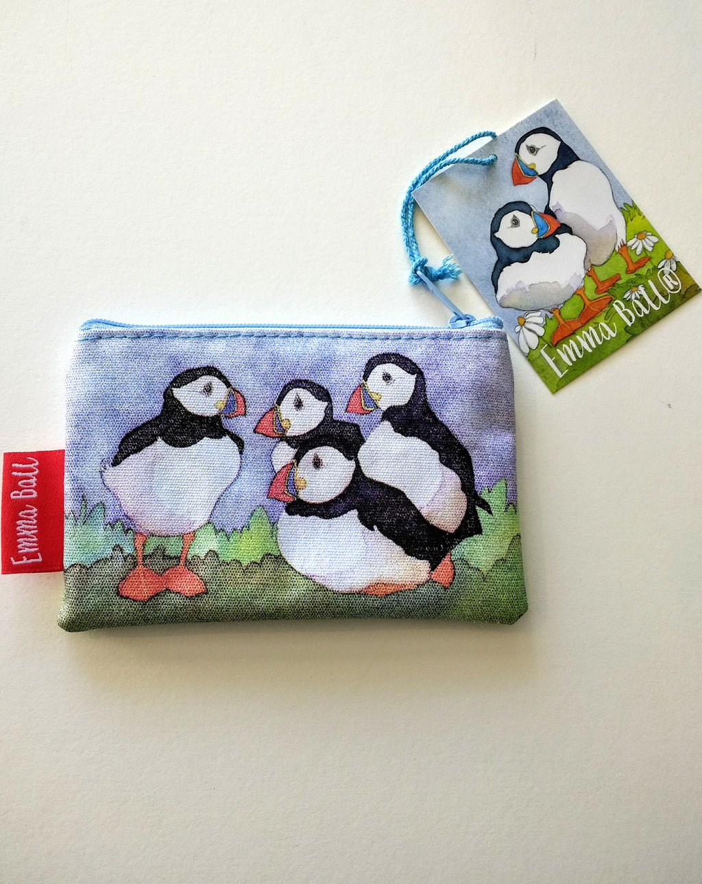 Emma-Ball-puffins-purse
