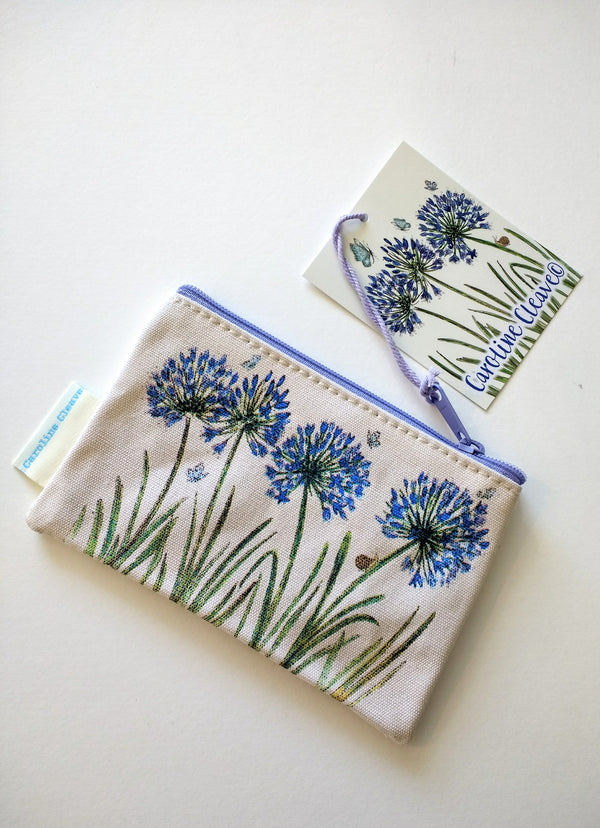 Caroline-Cleave-agapanthus-purse