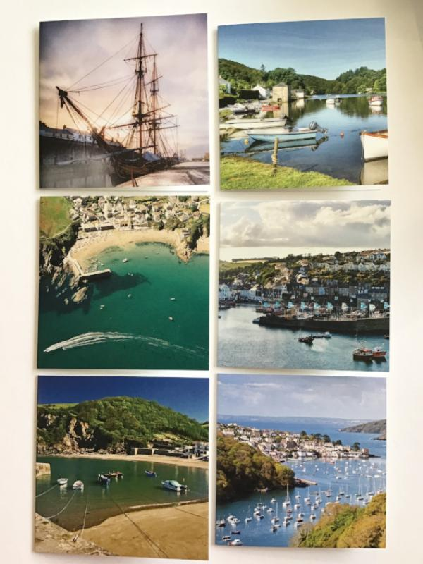 Cornwall pack of note cards