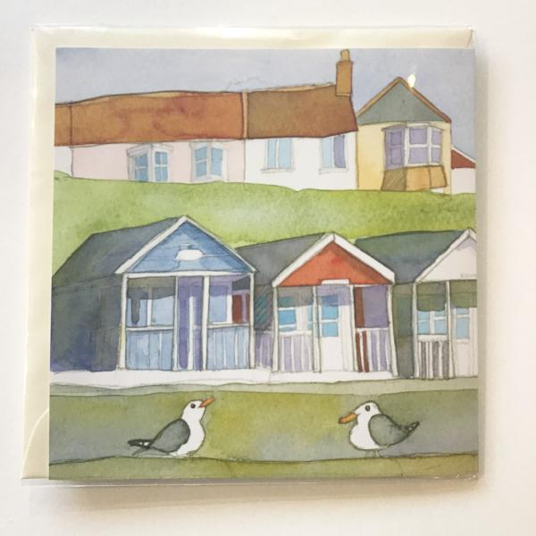 Lighthouse View card by Emma Ball