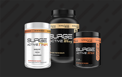 Surge Supplements | Best Supplements for Optimal Performance Results