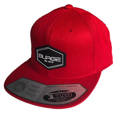Diamond Snapback - Red