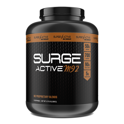 Surge Active M92 Milk Chocolate