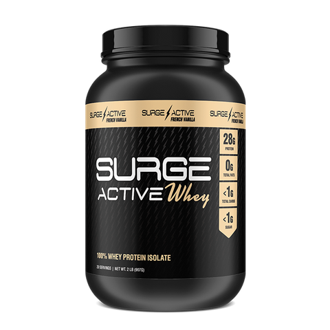 Surge Active Whey French Vanilla