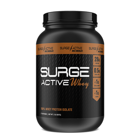 Surge Active Whey Milk Chocolate