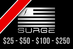Surge Supplements Gift Card