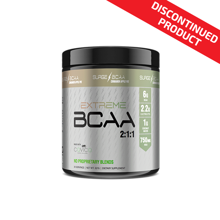 Surge Extreme BCAA - Cinnamon Apple Pie