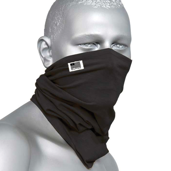 Surge Neck Gaiter - Black