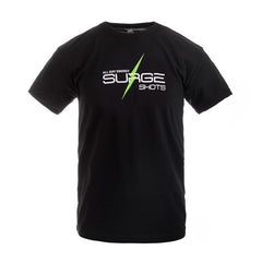 Surge Shot Men's Tee - Black