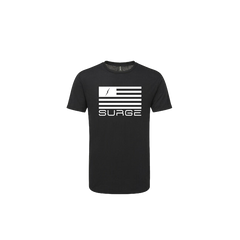 Swoop - Classic Flag - Mens - Black White