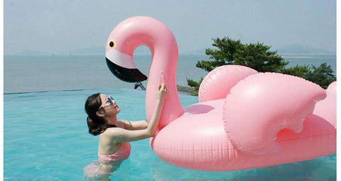 candiesshop Floats Pink Flamingo Float