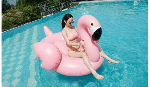 candiesshop Floats Pink Pink Flamingo Float