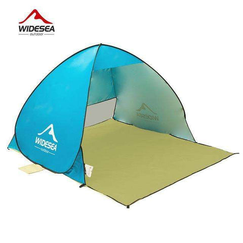 candiesshop Outdoors blue Pop up Tent