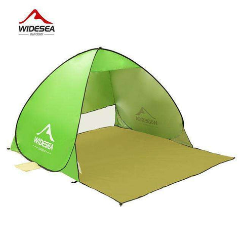 candiesshop Outdoors green Pop up Tent