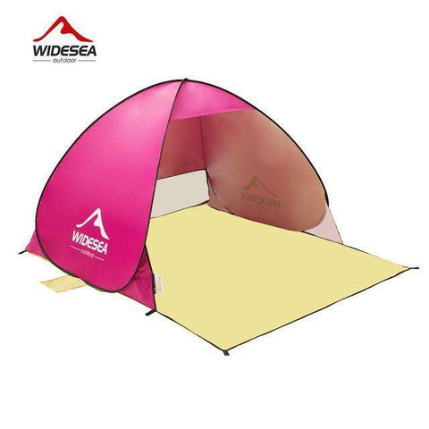 candiesshop Outdoors pink Pop up Tent