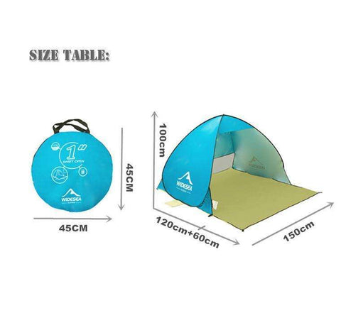 candiesshop Outdoors Pop up Tent