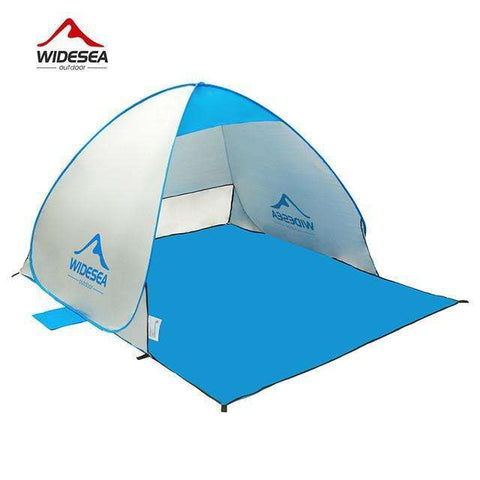 candiesshop Outdoors silver Pop up Tent