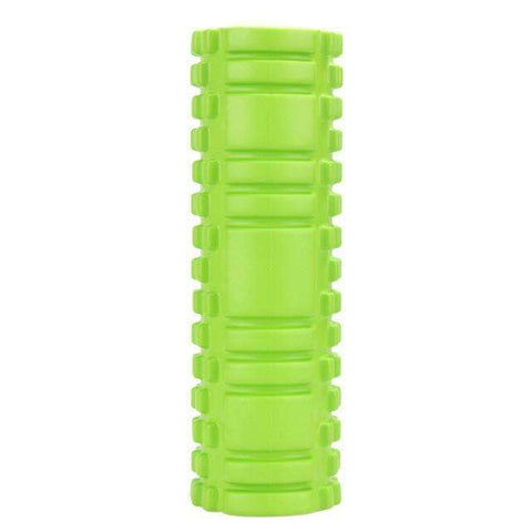 candiesshop Sports Green Yoga Foam Roller