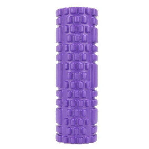 candiesshop Sports Purple Yoga Foam Roller