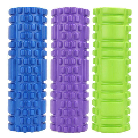 candiesshop Sports Yoga Foam Roller