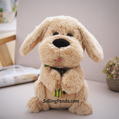cytoy Store Stuffed & Plush Animals Ben The Peekaboo Dog