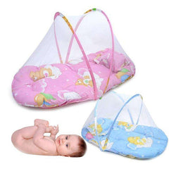 sellingpanda Great for Gifts Portable baby bed with mosquito net