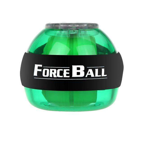 sellingpanda Sports Green Force Ball Wrist Arm Exercise Strengthener