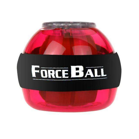 sellingpanda Sports Red Force Ball Wrist Arm Exercise Strengthener
