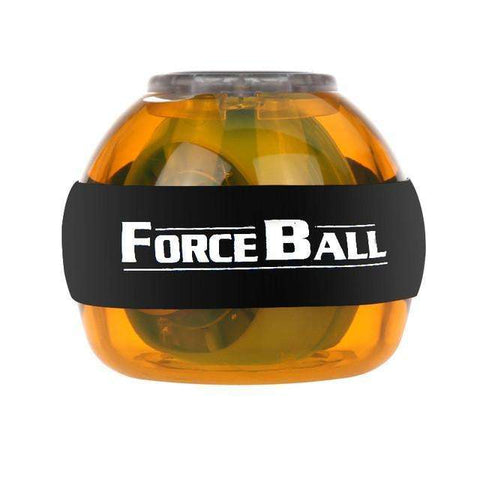 sellingpanda Sports Yellow Force Ball Wrist Arm Exercise Strengthener
