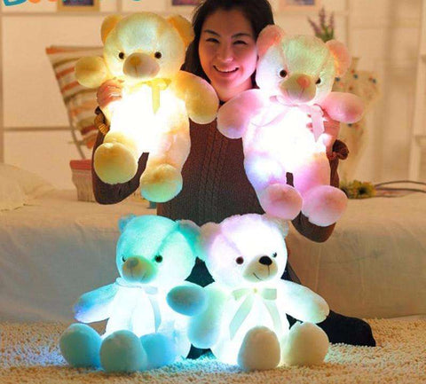 sellingpanda Stuffed & Plush Animals Glowing Teddy Bear