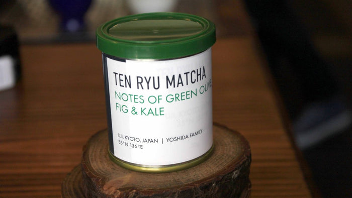 MATCHA TEN RYU - O-FIVE RARE TEA BAR