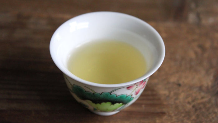 THAI WAN OOLONG - O-FIVE RARE TEA BAR