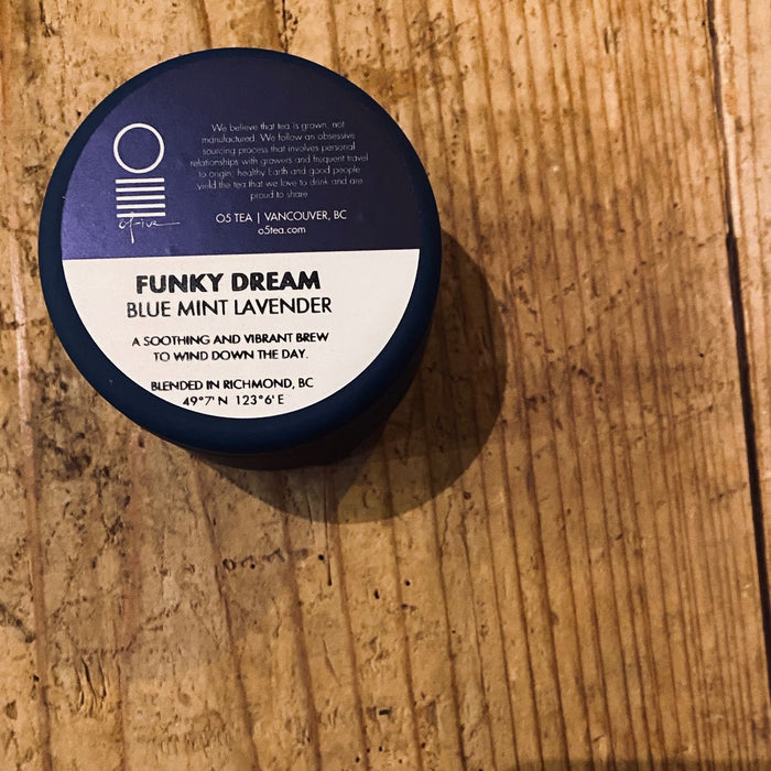 Funky Dream | Whimsical, Relaxing Tisane, with a Twist - O-FIVE RARE TEA BAR