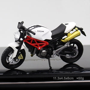 6 type Crazy Magic Finger Alloy Motorcycle Model 1:16 Simulation Bend Road Mini Racing Toys Adult Collection Gifts
