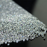 10000pcs/pack 2.5mm Tiny Diamond Confetti Acrylic Crystals Confetti Wedding Party Decoration DIY Crafts Embellishments