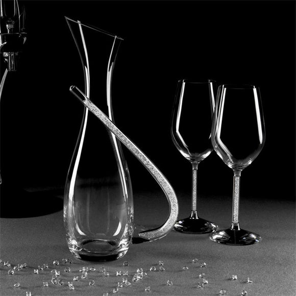 Creative Decanter Personalized Wedding Glasses Crystalline Party Drinking Glass Copas De Cristal H1239